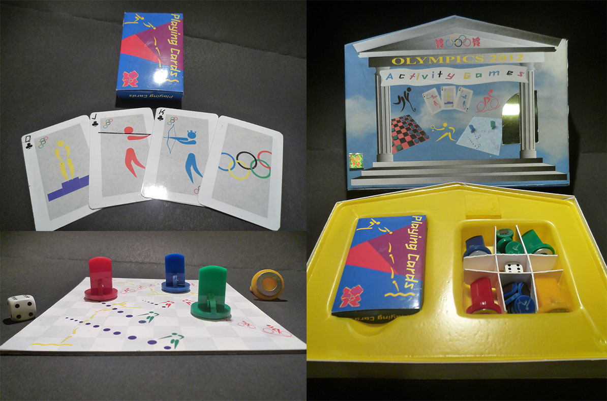 London Olympics Activity Game